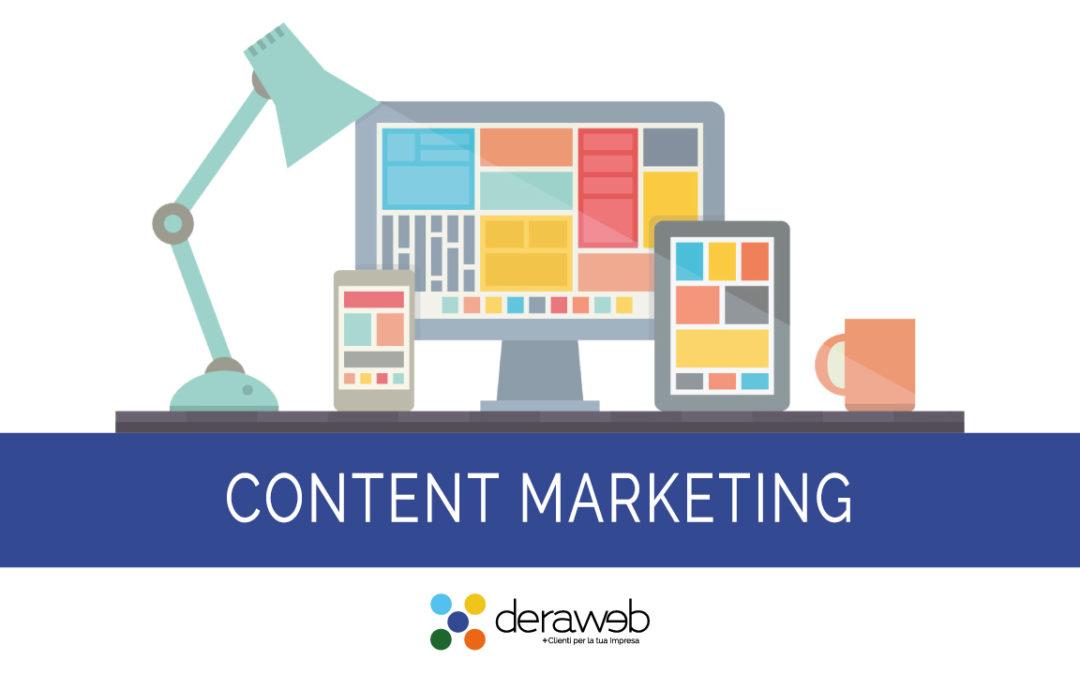 Content marketing: scopri la strategia per avere un'azienda potente
