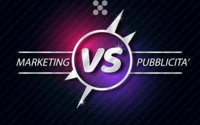 Marketing e pubblicità… sono la stessa cosa?