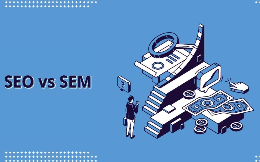 SEO & SEM: il re e la regina del digital marketing